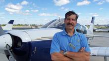 Ace Pilot Training Certified Flight Instructor Frank Abbadessa